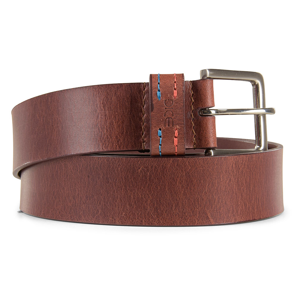Macomb Jeans Belt in Brown