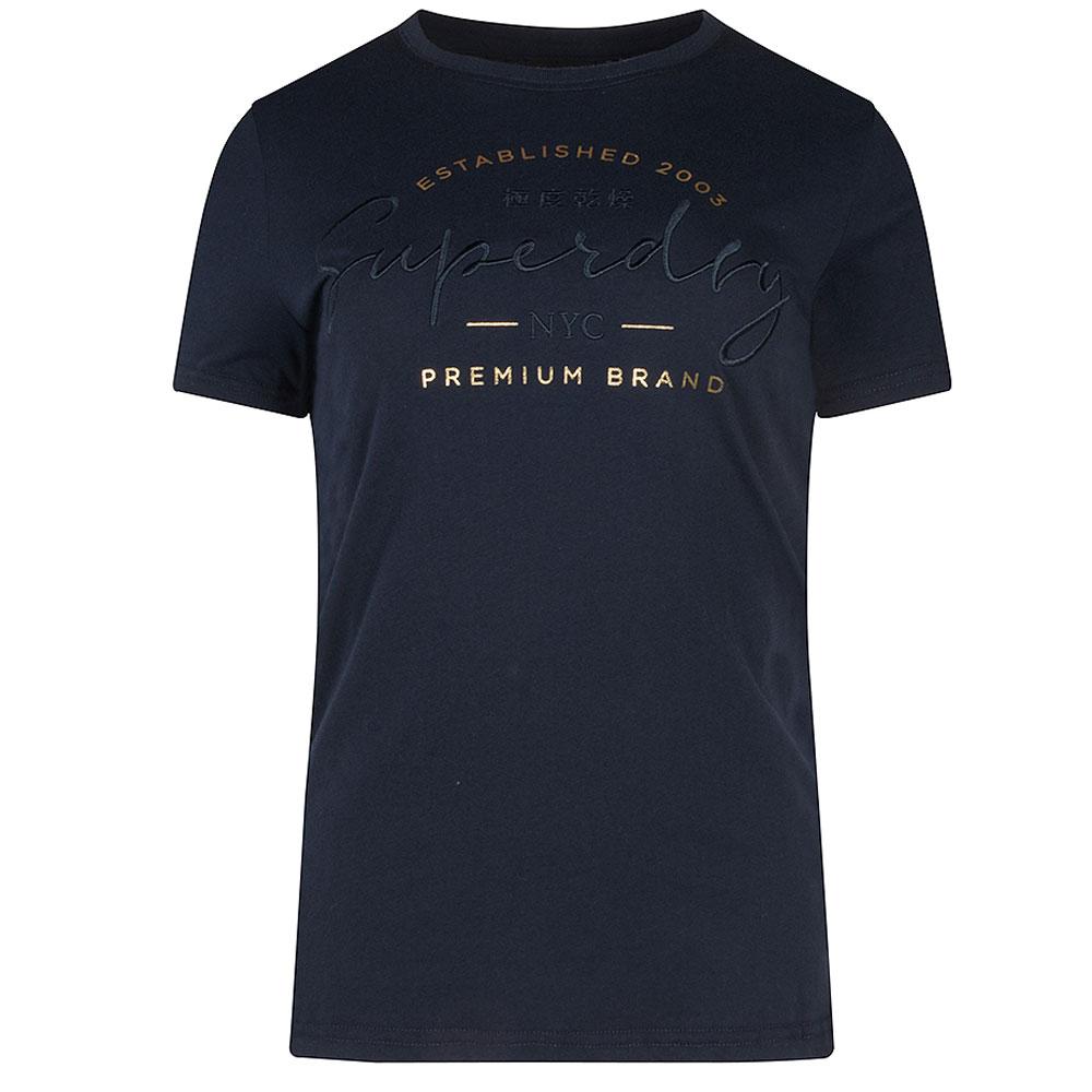 Established T-Shirt in Navy
