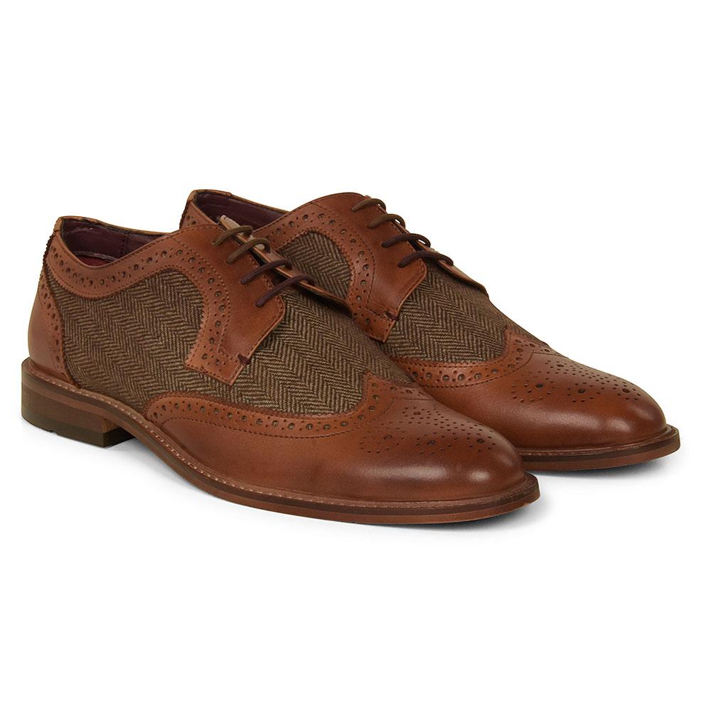 Coltrane Shoe in Tan