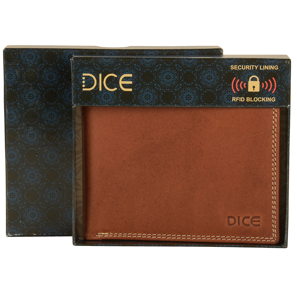 Ryley Wallet in Tan