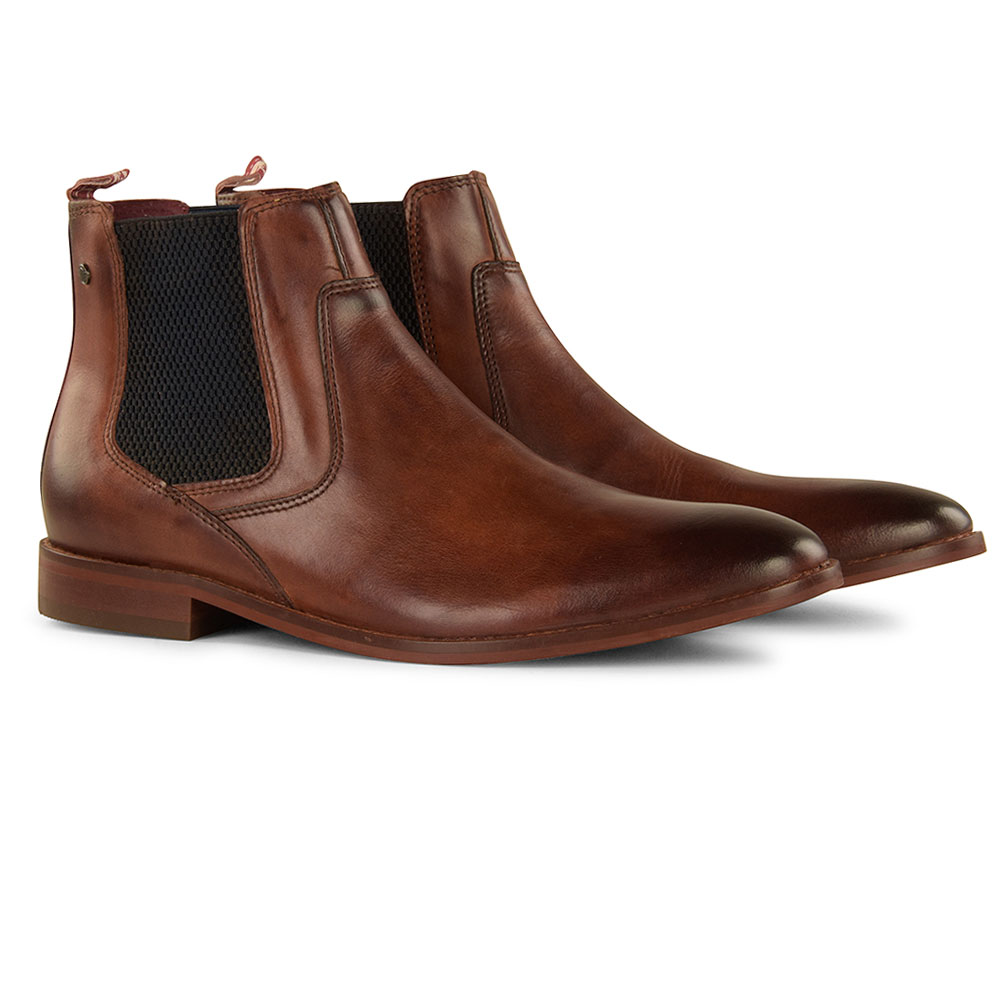 Scout Chelsea Boot in Brown