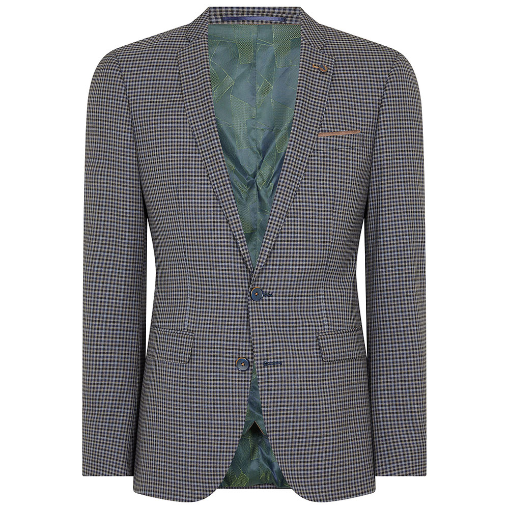 Larenzo Jacket in Grey