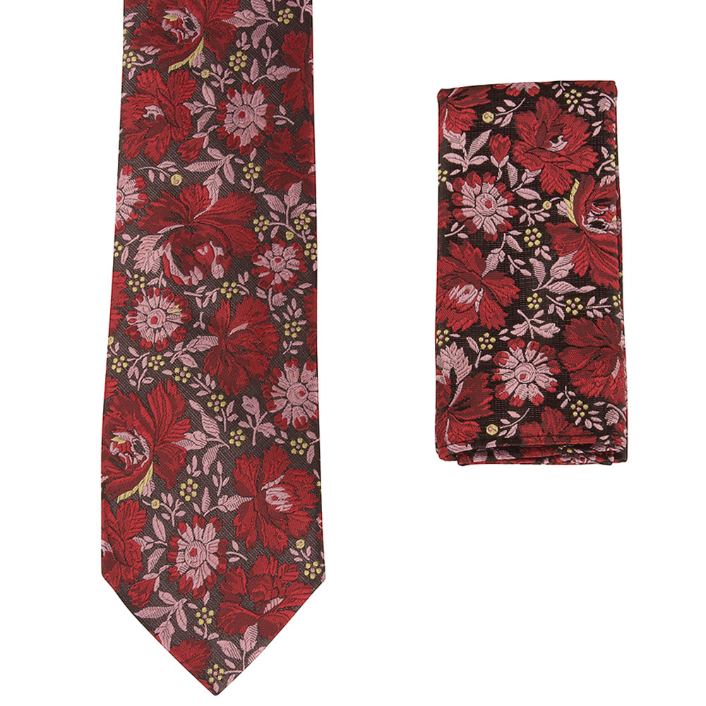 Poly Tie in Pink