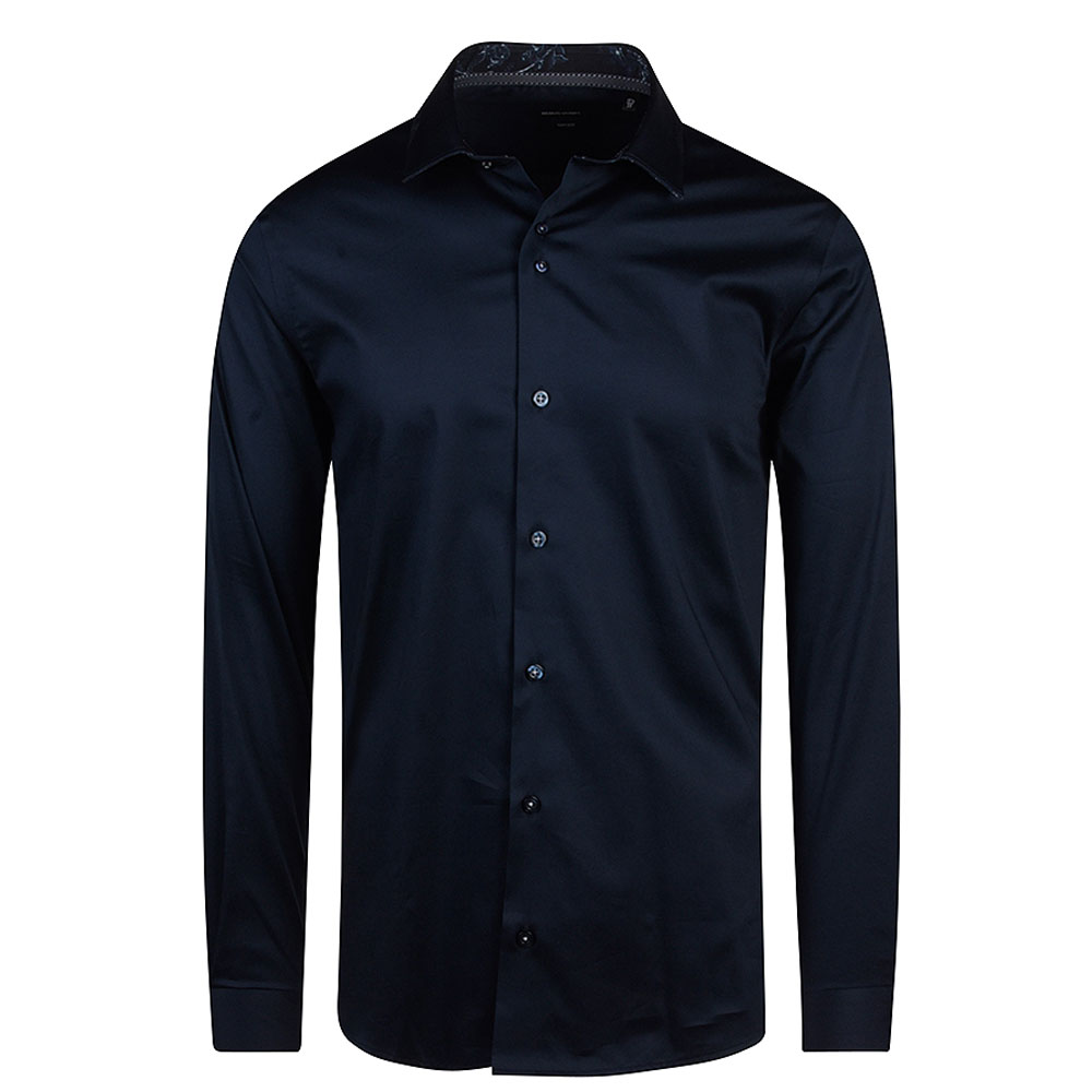 Cotto Shirt in Navy