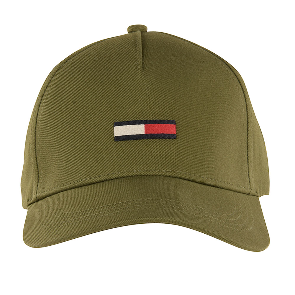TJM Flag Cap in Green