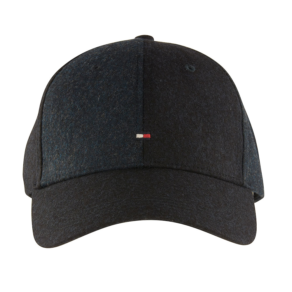 Tommy Baseball Cap in Navy