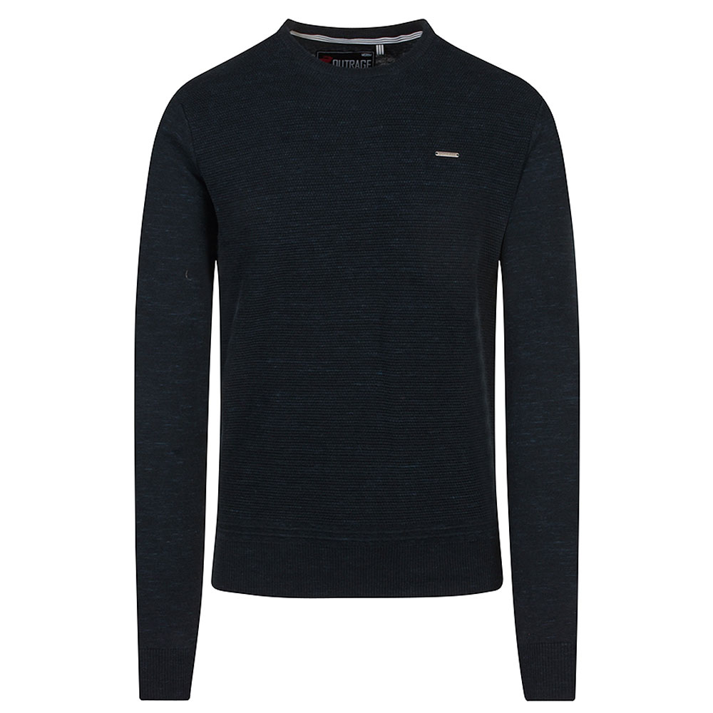 Hugh Jumper in Navy
