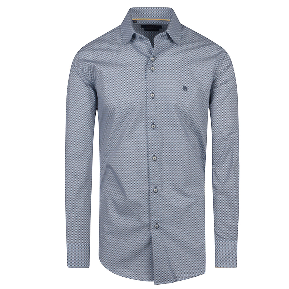 Liam Casual Shirt in Blue