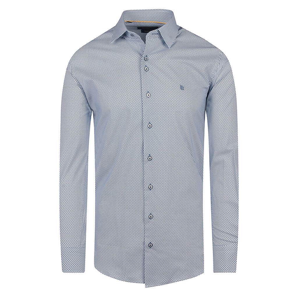 Parker Casula Shirt in Blue