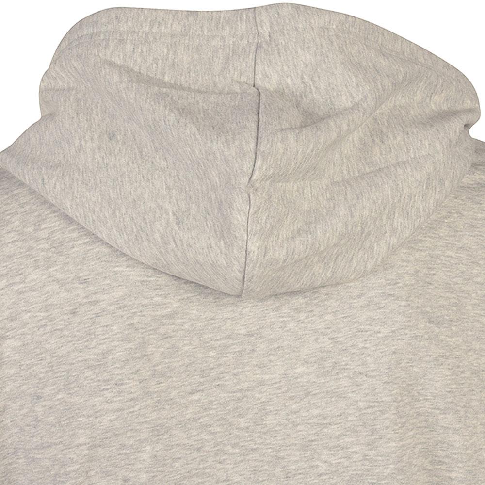 CK Zip Hood in Grey