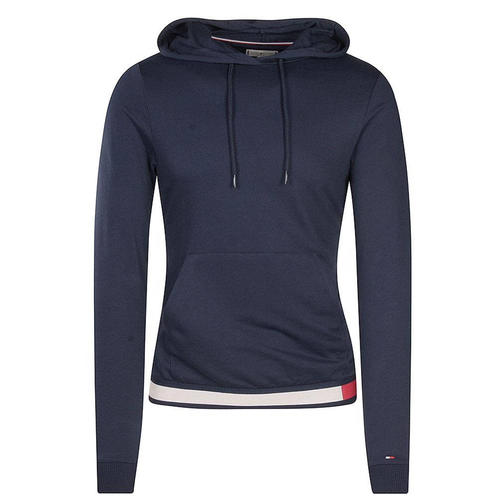 TommyHilfiger Ladies Hoodie in Navy