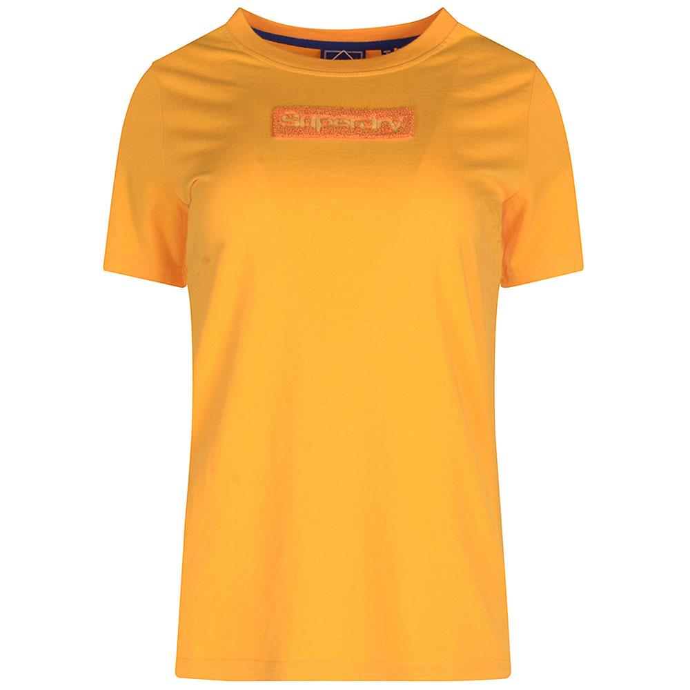 Workwear Tee in Yellow