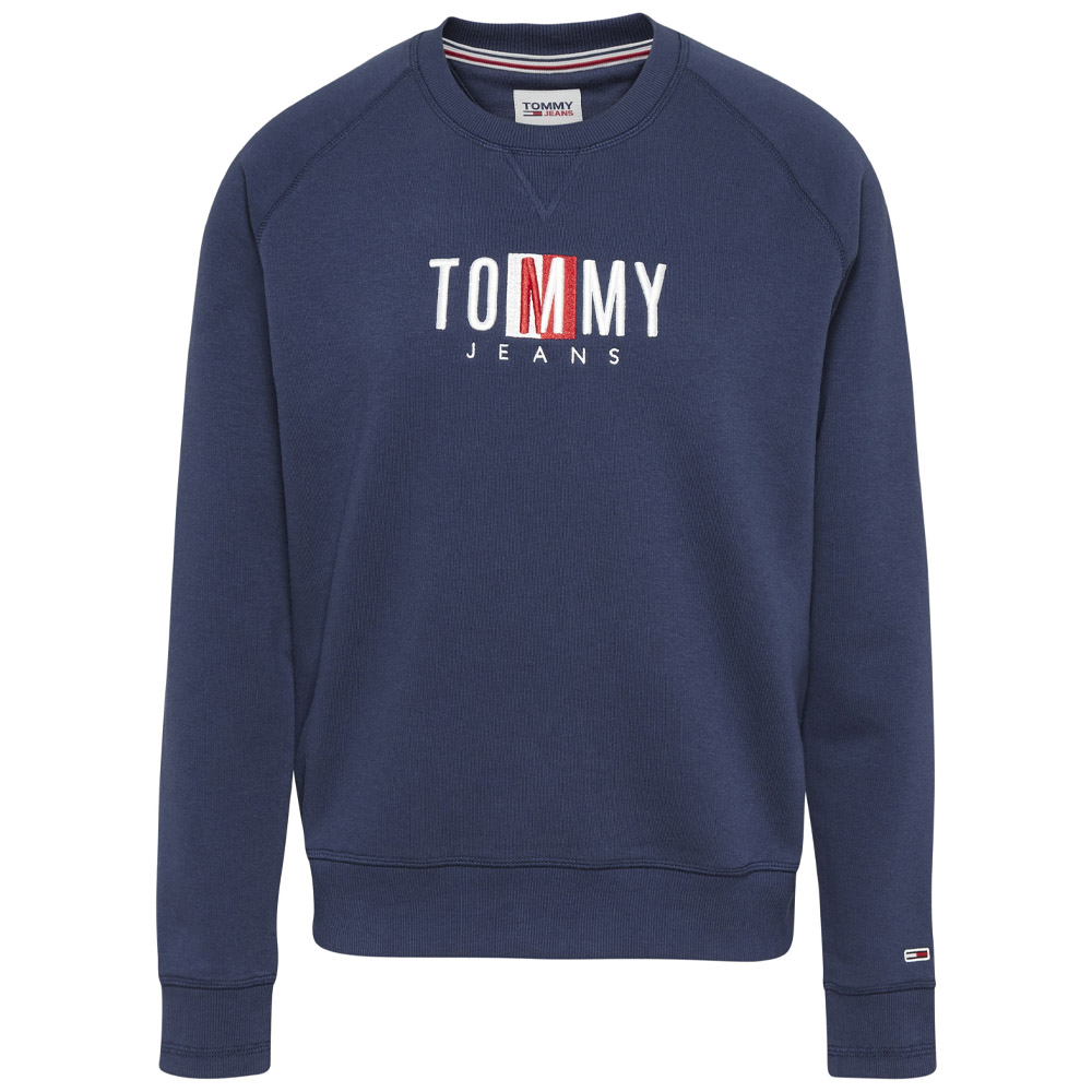 Timeless Sweatshirt in Navy
