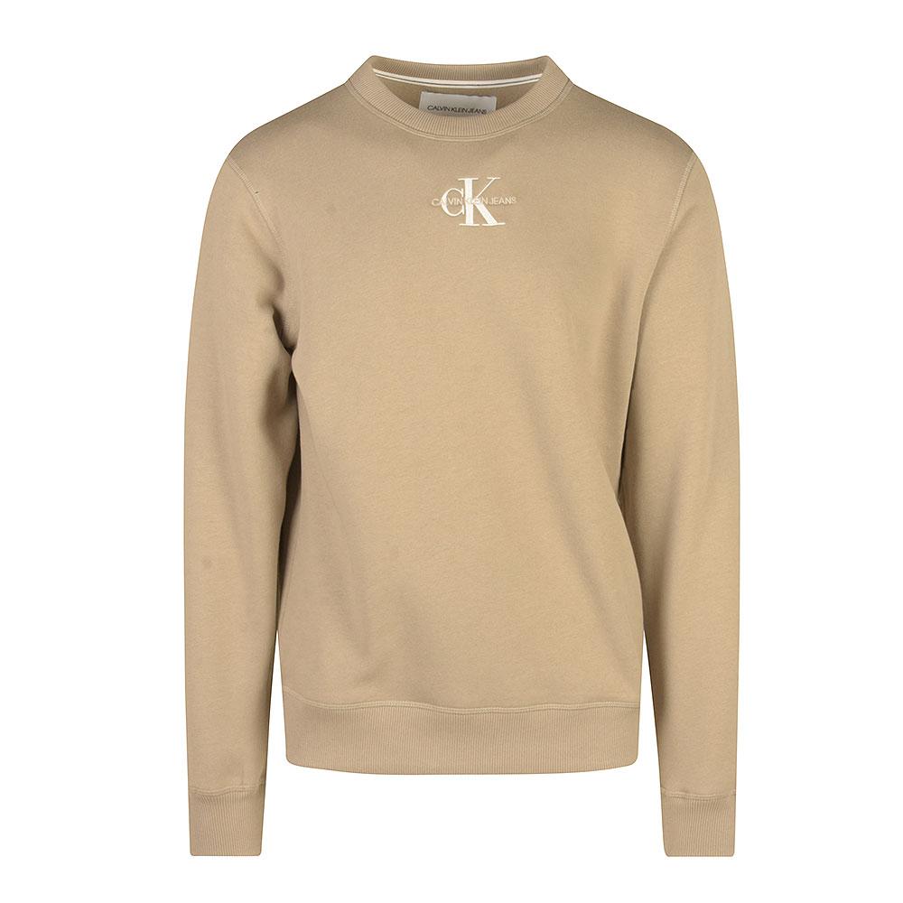 Iconic Essential Sweatshirt in Beige