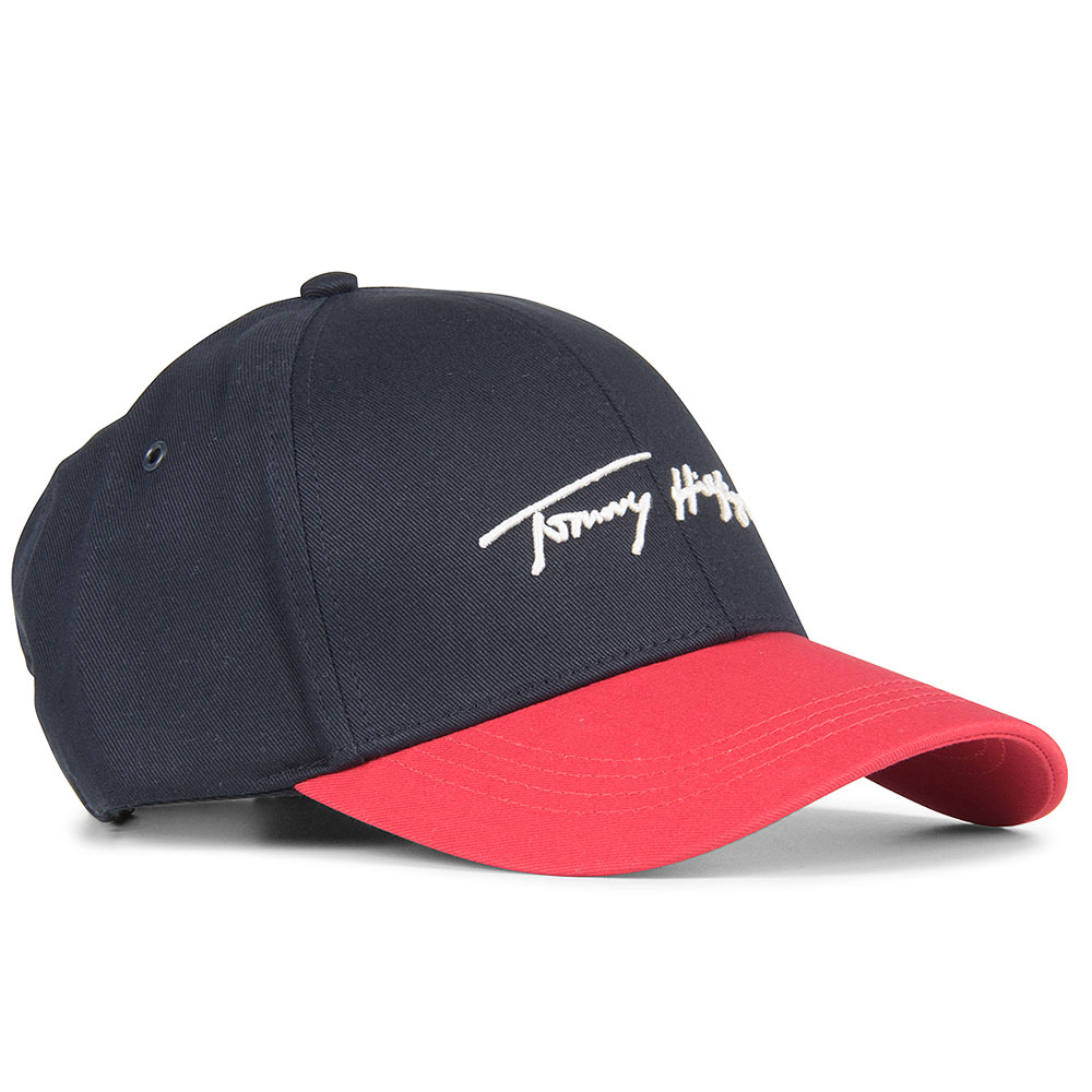 Signature Cap in Navy
