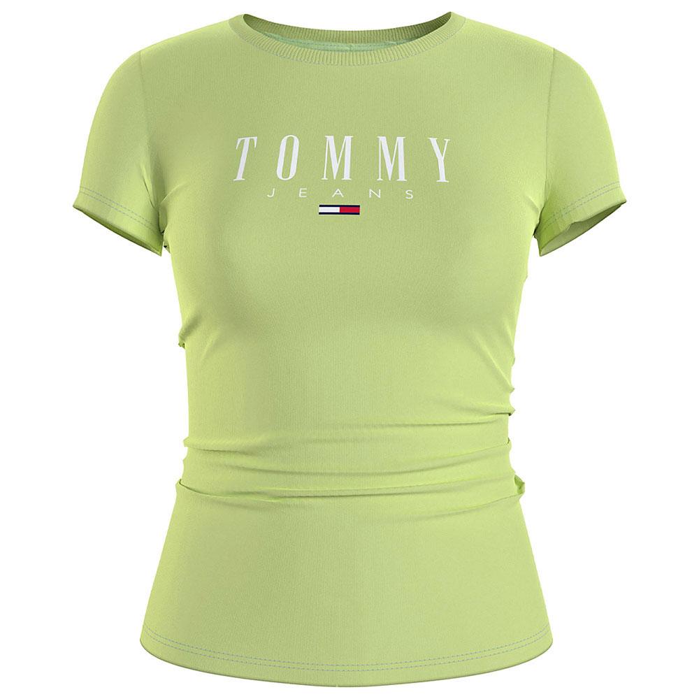 Essenial Logo T-Shirt in Green