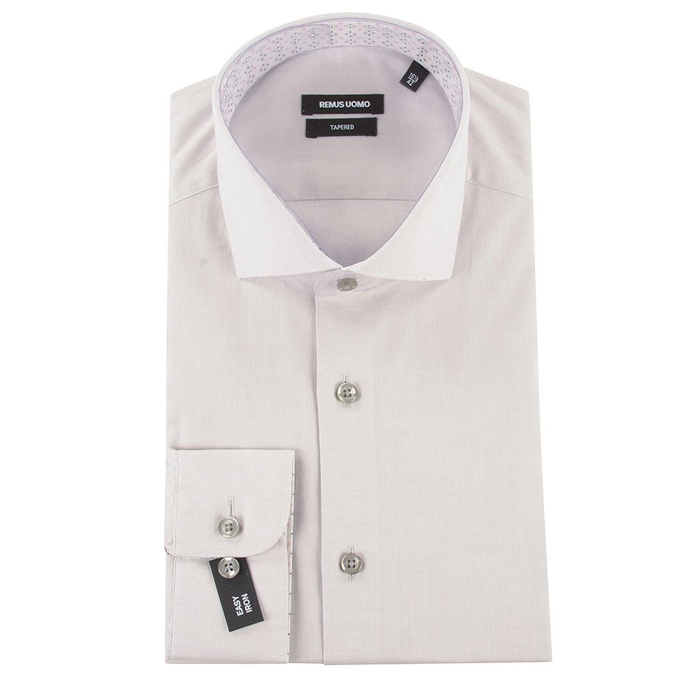 Seville Frank Dress Shirt in Grey