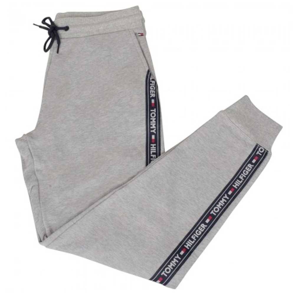 Track Pants in Grey
