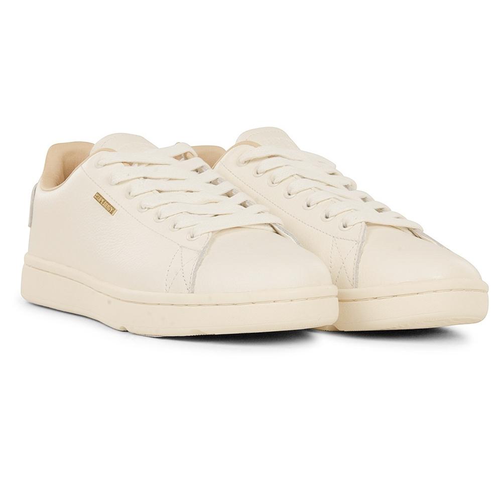 Vintage Tennis Trainer in White