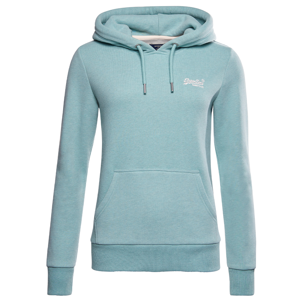 Classic Hoodie in Green